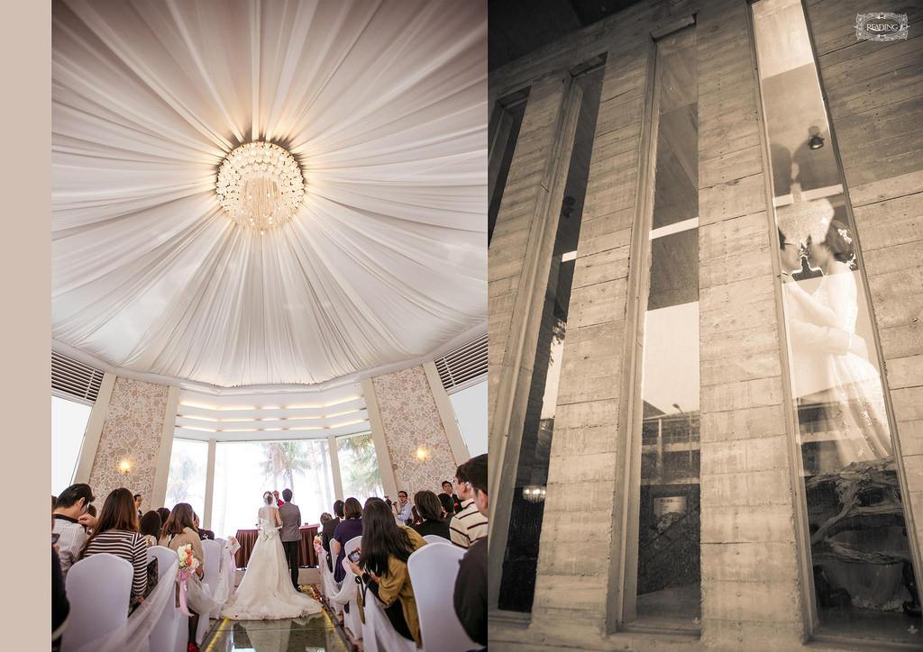 高雄婚攝, 西子灣沙灘會館, 東方宴, 婚禮紀錄