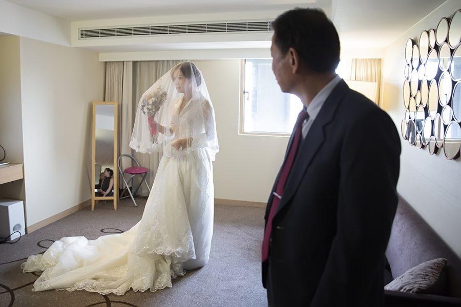 [高雄婚攝] Oscar & Vicky-高雄翰品酒店-婚禮紀錄-迎娶拜別-闖關活動-午宴-搶先看